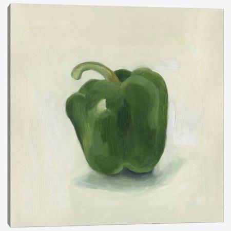 Pepper Study II Canvas Print #EMS75} by Emma Scarvey Canvas Print