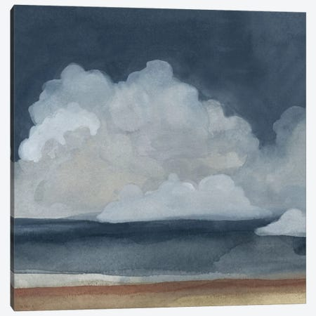 Cloud Landscape III Canvas Print #EMS7} by Emma Scarvey Canvas Print