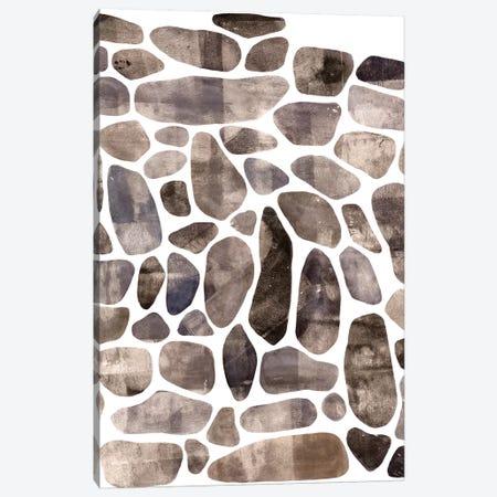 Stepping Stones I Canvas Print #EMS84} by Emma Scarvey Canvas Wall Art