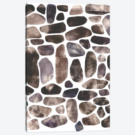 Stepping Stones II 3-Piece Canvas #EMS85} by Emma Scarvey Canvas Wall Art