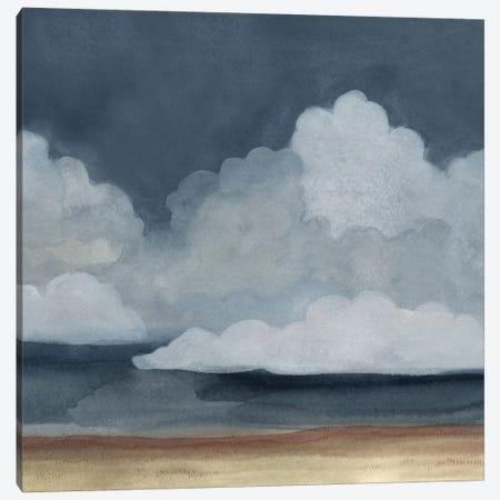 Cloud Landscape IV Canvas Print #EMS8} by Emma Scarvey Canvas Art