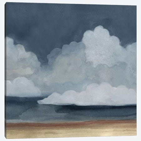 Cloud Landscape IV Canvas Print #EMS8} by Emma Scarvey Canvas Art