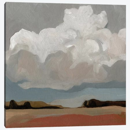 Cloud Formation I Canvas Print #EMS98} by Emma Scarvey Canvas Artwork