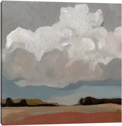 Cloud Formation I Canvas Art Print