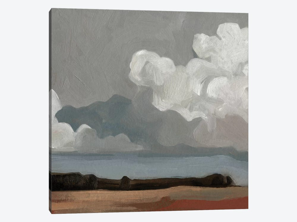 Cloud Formation II 1-piece Canvas Wall Art