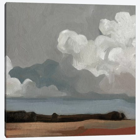 Cloud Formation II Canvas Print #EMS99} by Emma Scarvey Canvas Wall Art