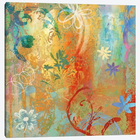 New Utopia I Canvas Print #EMY3} by Emily Dunn Canvas Artwork