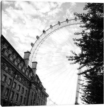 London Scene III Canvas Art Print