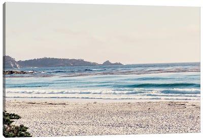 Morning Waves Canvas Art Print