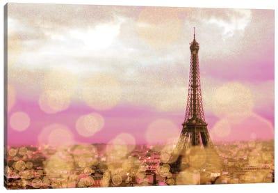 Paris Sparkles Canvas Art Print
