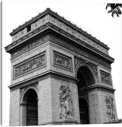 Paris Views I Canvas Art Print