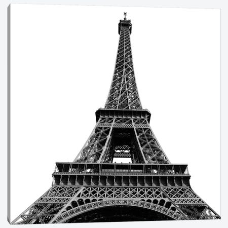Paris Views II Canvas Print #ENA35} by Emily Navas Art Print