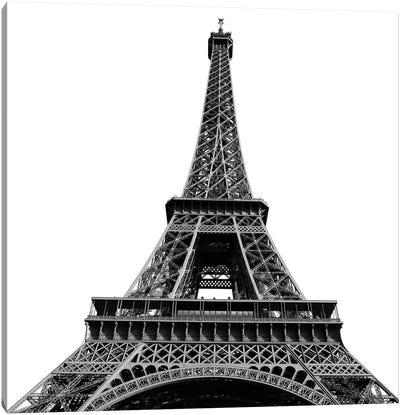 Paris Views II Canvas Art Print