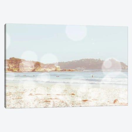 Sparkle Shore Canvas Print #ENA63} by Emily Navas Art Print
