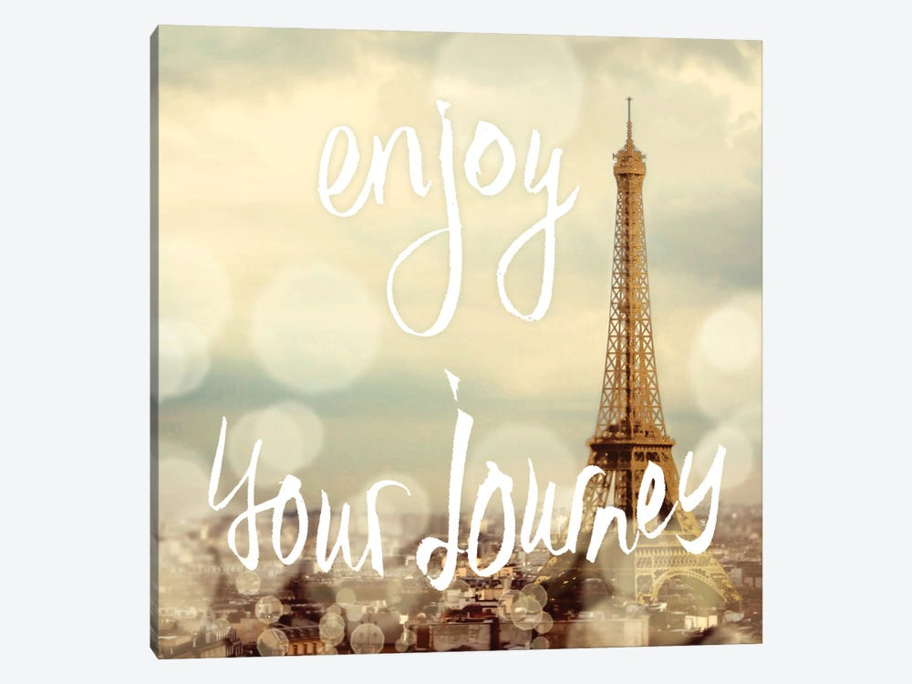 Adventures in Europe II by Emily Navas 1-piece Canvas Wall Art