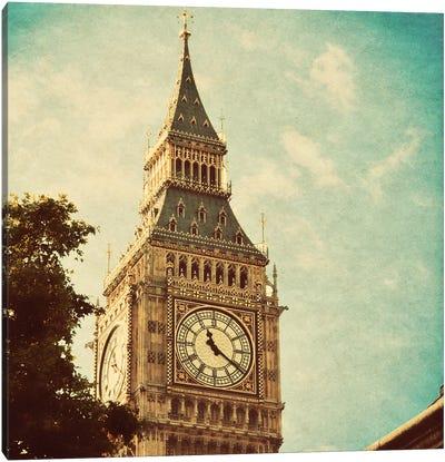 London Sights I Canvas Art Print