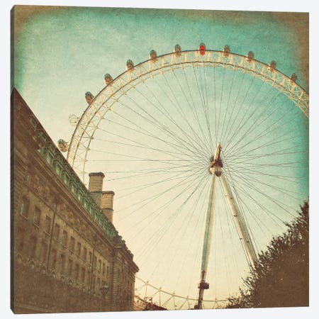 London Sights II Canvas Print #ENA89} by Emily Navas Canvas Print