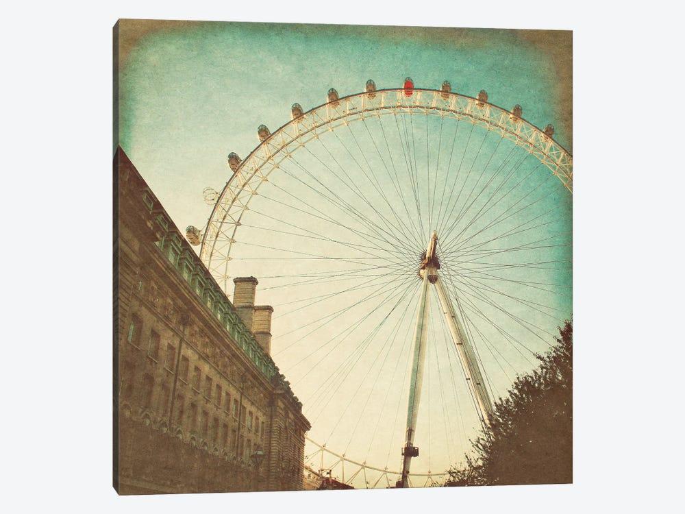 London Sights II by Emily Navas 1-piece Canvas Print