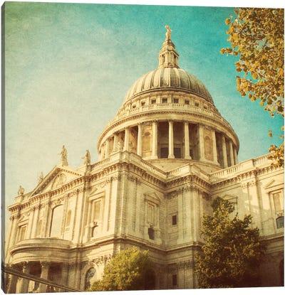 London Sights III Canvas Art Print