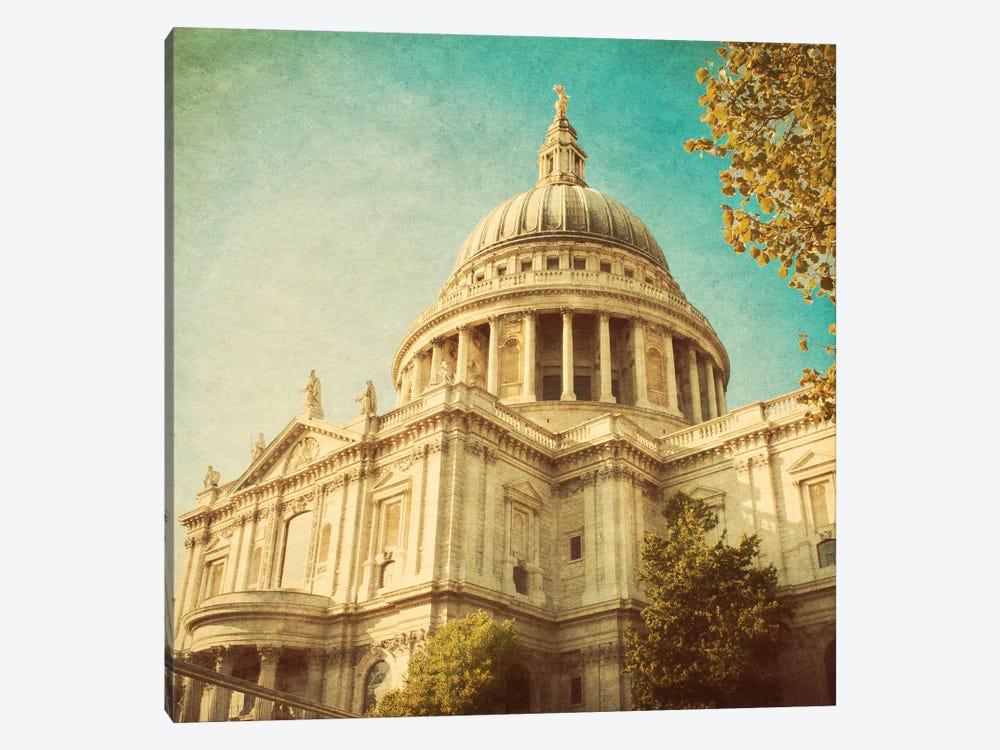 London Sights III by Emily Navas 1-piece Canvas Print
