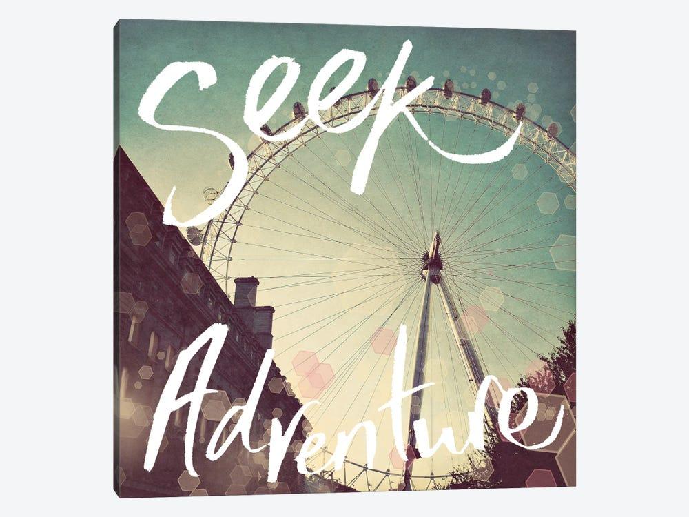 Seek Adventure by Emily Navas 1-piece Canvas Art Print