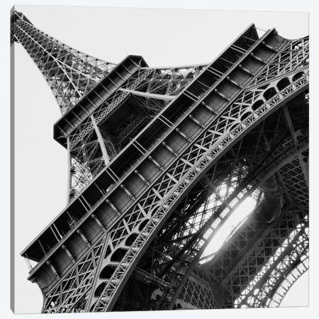 Eiffel Views Square I Canvas Print #ENA9} by Emily Navas Canvas Artwork