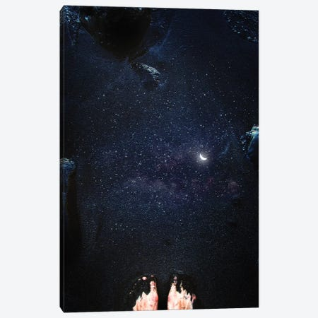 Grains Of Stars Canvas Print #ENP17} by en.ps Canvas Wall Art