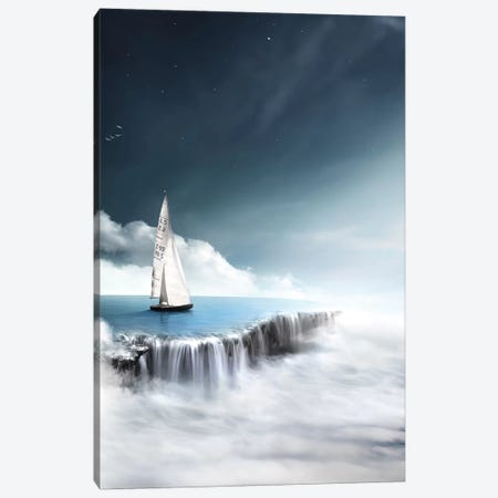 After The Storm Canvas Print #ENP1} by en.ps Canvas Wall Art