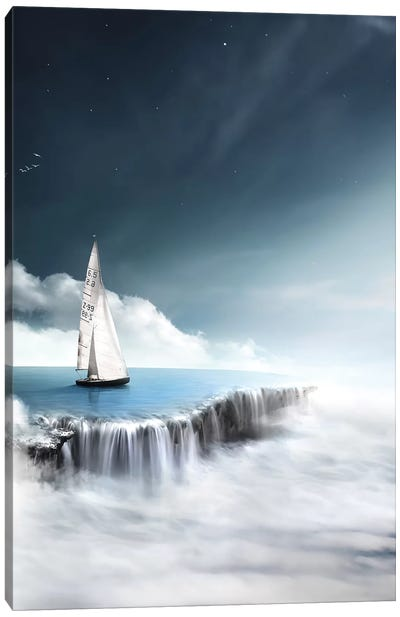 After The Storm Canvas Art Print