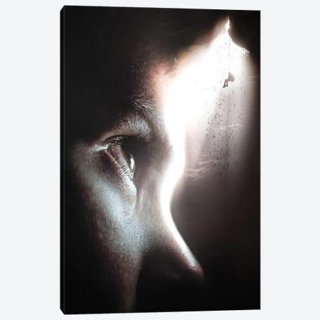 Self Discovery Canvas Print #ENP24} by en.ps Canvas Art Print
