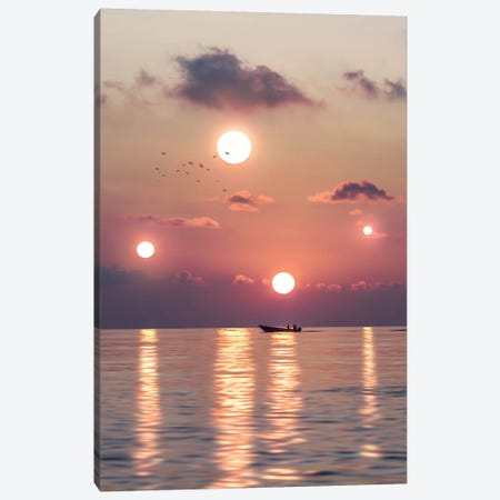 Sundance Canvas Print #ENP28} by en.ps Canvas Art
