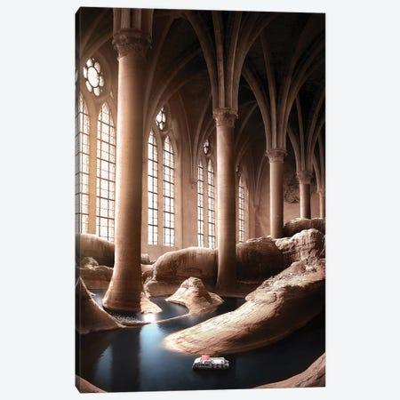 The Eighth Wonder Canvas Print #ENP32} by en.ps Canvas Print