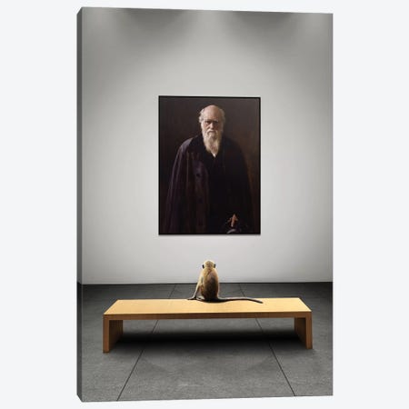 Aesthete Canvas Print #ENP37} by en.ps Canvas Artwork