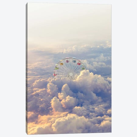 Always Sunny Canvas Print #ENP3} by en.ps Canvas Art