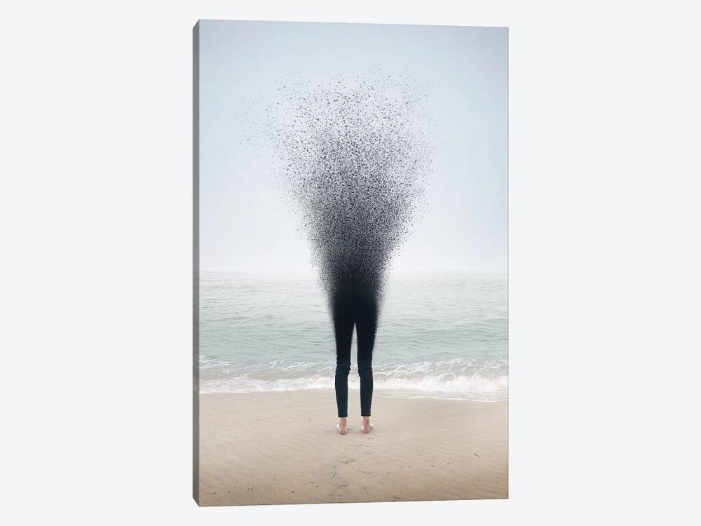 Ceast To Exist by en.ps 1-piece Canvas Artwork