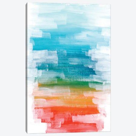 Amazon Mist Canvas Print #ENS100} by EnShape Canvas Print