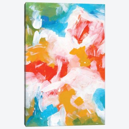 Amazon Kingdom Canvas Print #ENS105} by EnShape Canvas Wall Art