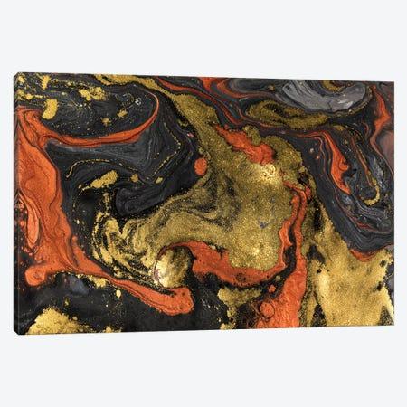 Mars Marble Canvas Print #ENS19} by EnShape Canvas Art