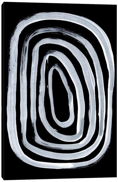 Ghost Rings Canvas Art Print