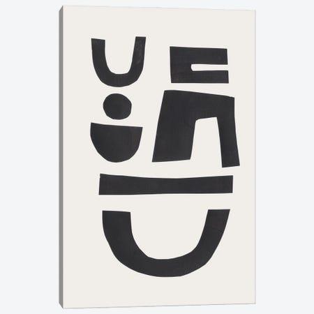 Ancient Message Canvas Print #ENS61} by EnShape Canvas Art Print
