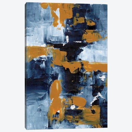 Gold Mine Canvas Print #ENS93} by EnShape Canvas Wall Art