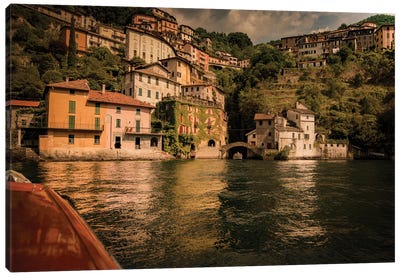 Nesso Lake Como II Canvas Art Print