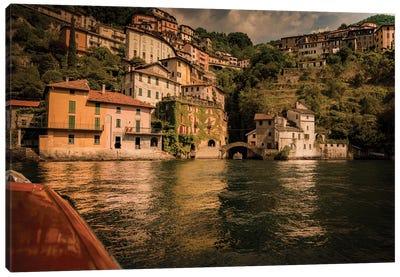 Nesso Lake Como II Canvas Art Print