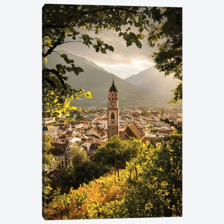 Merano Canvas Print #ENZ110} by Enzo Romano Canvas Artwork