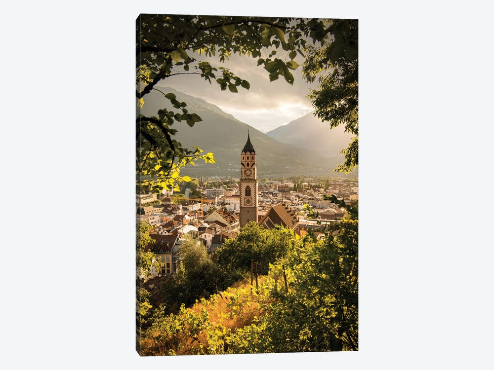 Merano by Enzo Romano 1-piece Canvas Print