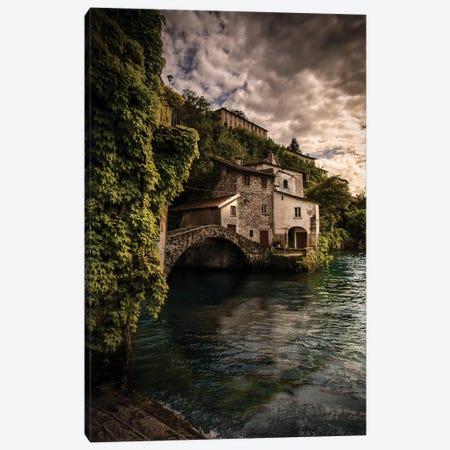Nesso Canvas Print #ENZ114} by Enzo Romano Art Print