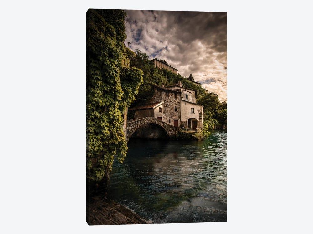 Nesso by Enzo Romano 1-piece Canvas Print