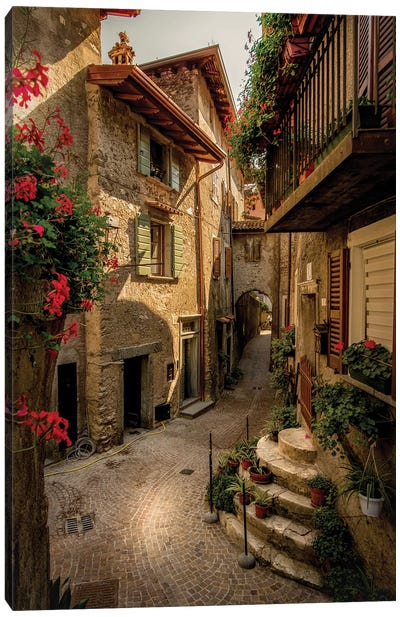 Tremosine Canvas Art Print