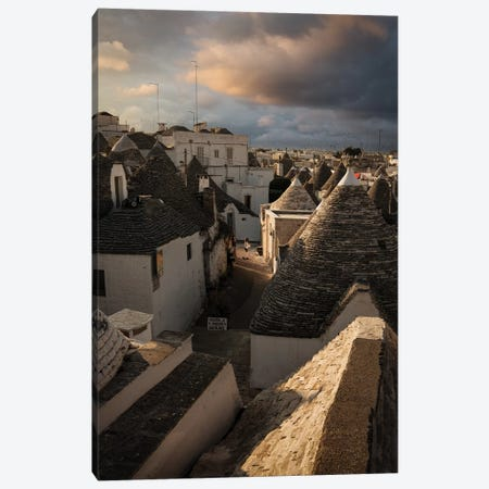 Alberobello, Apulia II Canvas Print #ENZ127} by Enzo Romano Canvas Art