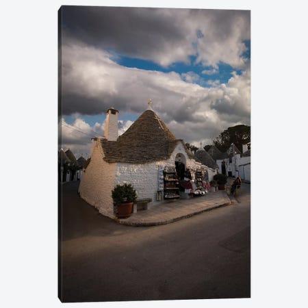 Alberobello, Apulia III Canvas Print #ENZ135} by Enzo Romano Canvas Art Print